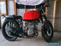 BMW R65 bobber chopper rat custom brat cafe racer caferacer R80 R100
