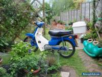 Honda C50 LA automatic moped - Gloucestershire, low miles, new MOT