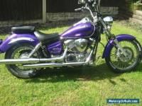 Yamaha Dragstar XVS 125