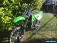 Kawasaki KX 85 - 2012