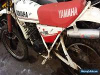 1982 YAMAHA  DT 175 MX...SPARES OR REPAIR PARTS EXPORT