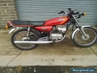 Yamaha 100 rxs