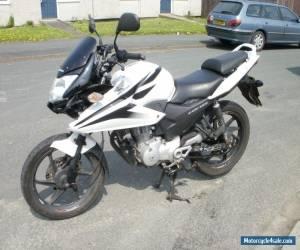 2011 HONDA CBF 125 M-B WHITE for Sale