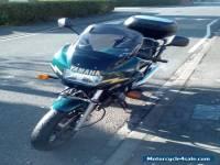 YAMAHA XJ900 DIVERSION SHAFT DRIVE