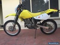 suzuki drz250 2004 trailbike dirtbike