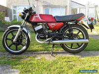 YAMAHA RD200 F twin 2 stroke UK model matching numbers 1981 DX electric start