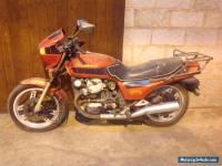 HONDA CX 650 1983 BARN FIND RESTORATION PROJECT