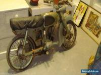 Suzuki  scooter moped original barn find  50cc
