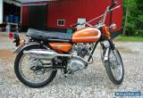 1971 Honda CL for Sale