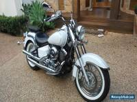 Yamaha XVS 650 CLASSIC learner legal lams approved