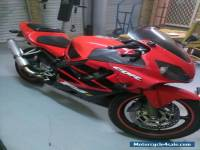 Honda CBR F4I 600 motorbike