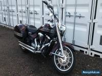 YAMAHA MIDNIGHT STAR 1900 IMPORT U.S REGISTERED UK BEST PRICE DON'T MISS OUT