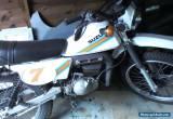 SUZUKI TS50ER 1982 for Sale