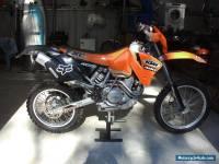 2001 KTM 400EXC