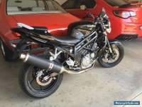 Hyosung GT650 Motorbike
