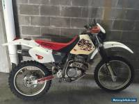 1999 HONDA XR 250R