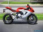 2014 MV Agusta F3 800 EAS for Sale