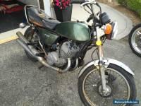 1974 Kawasaki H2 triple
