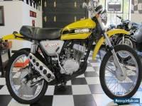 1971 Suzuki TS125