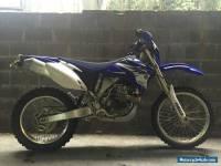 2011 YAMAHA WR450F