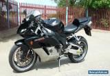 HONDA FIREBLADE CBR1000RR 2005 BLACK for Sale
