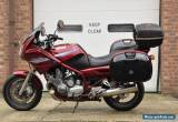 1998 YAMAHA XJ 900 RED - LOVELY BIKE - FULL LUGGAGE INCLUDED - 12 MONTHS MOT for Sale