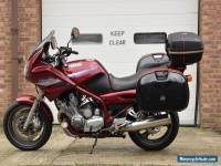 1998 YAMAHA XJ 900 RED - LOVELY BIKE - FULL LUGGAGE INCLUDED - 12 MONTHS MOT