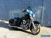 2014 Harley-Davidson FLHX TOURING STREETGLIDE