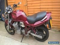 1998 SUZUKI GSF 600 W RED