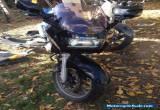 Two Kawasaki ZZR250 Motorbikes for Sale