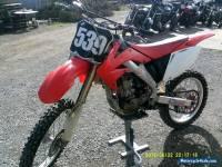 CRF 250 R 2008