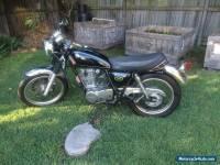 Yamaha SR400 2005