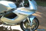 Ducati ST3 motorcycle for Sale