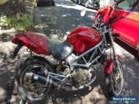 Honda VTR 250 2002 Motorbike