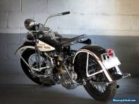 1942 Harley-Davidson Touring