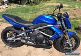 2009 Kawasaki ER-6N for Sale