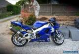 1998 YAMAHA YZF-R1 BLUE for Sale