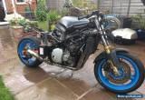 honda cbr 1000f project for Sale