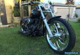 Harley Davidson Night Train motorcycle  for Sale