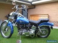 HARLEY DAVIDSON 1979 FLH SHOVELHEAD 1340cc