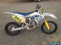 Husqvarna motor cycle / bike - TC 85 SW 2014