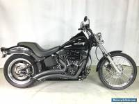 2007 Harley Davidson Night Train - Very Clean Softail FXSTB