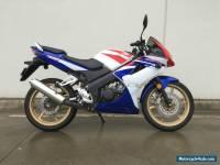 2009 Honda CBR 125 LAMS motorcycle RWC INCLUDED, low k's FREE Helmet