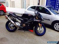 "2006 APRILIA RSV R BLACK ""ONLY 1048 MILES""OHLINS SUSPENSION"