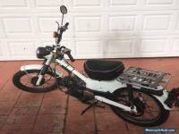 Custom Honda CT110 Postie Bike 1983