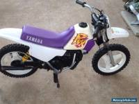 Yamaha PW50 not jr50 ttr50 crf50