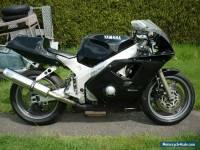 Yamaha FZR 400 RR 3TJ Track bike 1990 V5 ready to ride FZR400 3TJ1