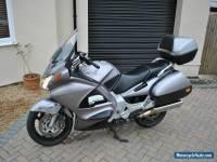 Honda ST 1300 Pan European tourer sports panniers 22k '03 datatool alarm,tracker