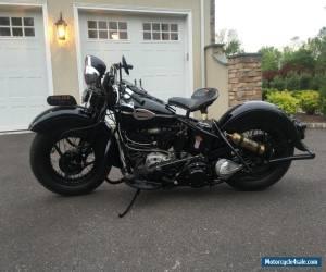 1946 Harley-Davidson Touring for Sale