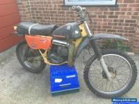 Suzuki TS125 Barn Find